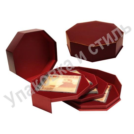 коробка для компакт-дисков